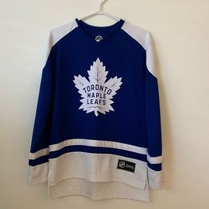NHL Toronto Maple Leaf Jersey (Youth)